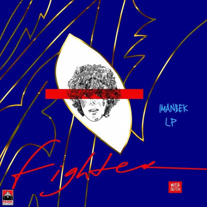 KAZAKH ELECTRONIC STAR IMANBEK RALLIES SIDE-BY-SIDE ENIGMATIC US ANDROGYNOUS, ROCK-TINGED GENIUS LP ON NEW SINGLE 'FIGHTER'